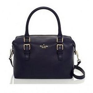 Kate Spade Cobble Hill Peebled Leathr Sami Satchel